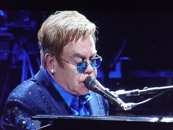 Concert Sir Elton John
