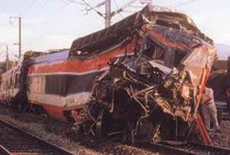 Le premier accident mortel du TGV