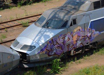 La radiation des TGV :(