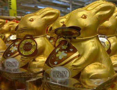 C'est bientôt Pâques je crois :D