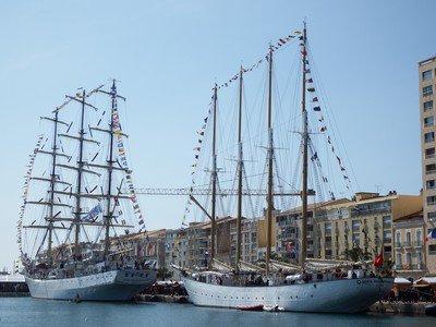 Les 350 ans du port de Sète