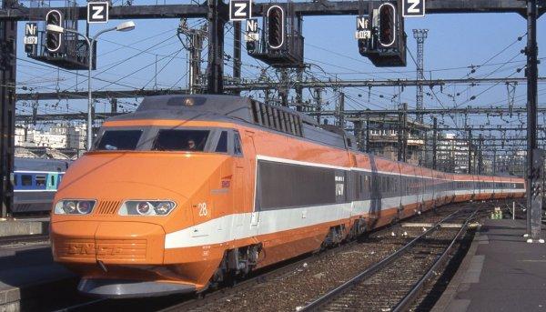 Le TGV dans le monde