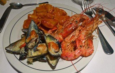 Mon repas d'hier soir :D