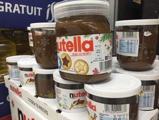 Tout ça pour du Nutella ? :o
