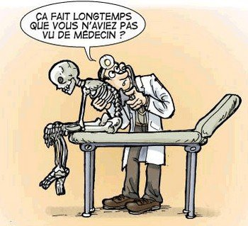 Où sont les docteurs ? :o:|