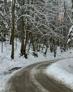 Il neige :)