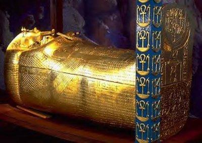 Le premier sarcophage