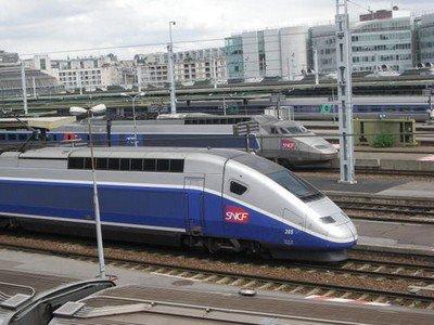 Gare de Lyon : Passion TGV !
