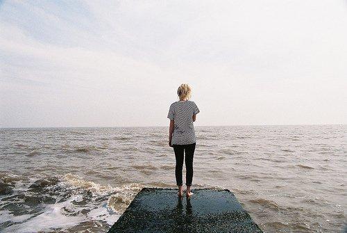 Tentée de devenir libre, c'est échapper à la dépendance de quoi que ce soit.