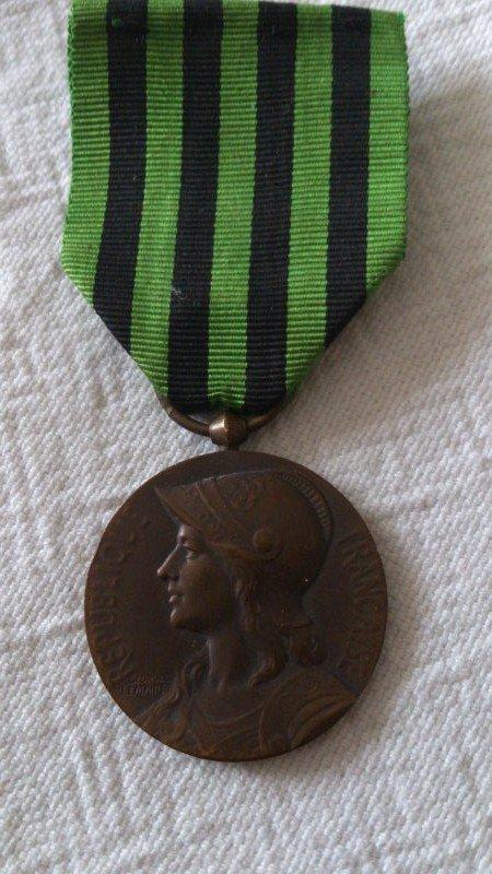 Médaille 1870