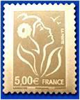 Photo de timbres-mondial