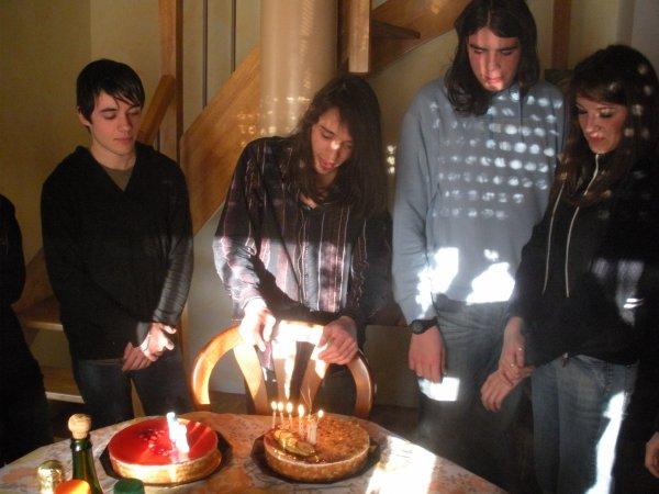 Anif Fête pour mes 17ans !!