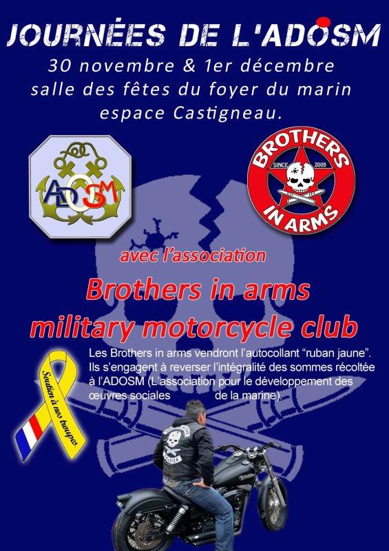 la semaine prochaine à Toulon.