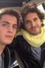 Mickael et Florian Giustiniani