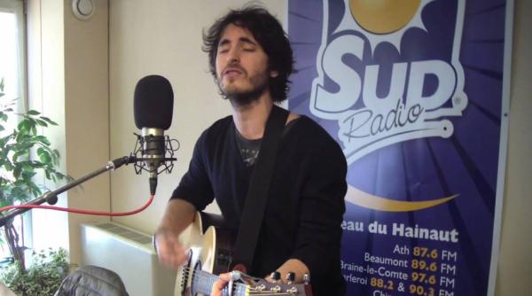Mickael Miro à Sud Radio