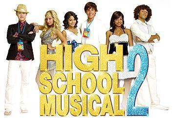 High school musical et Hannah Montanna