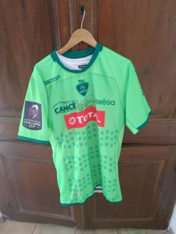 Maillot section paloise