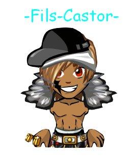 Un super ami -Fils-Castor- ♥ !