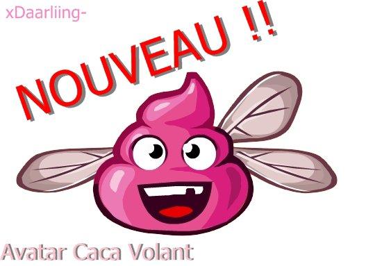 Nouveau: Avatar Caca Violant ♥ !