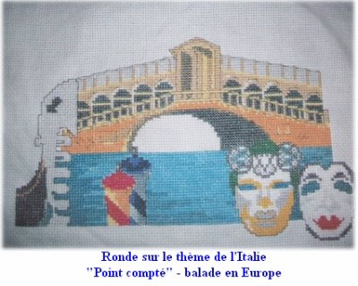 Le pont Rialto