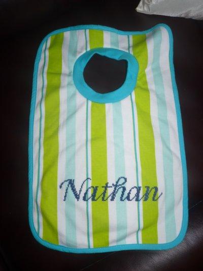 Bavoir Nathan