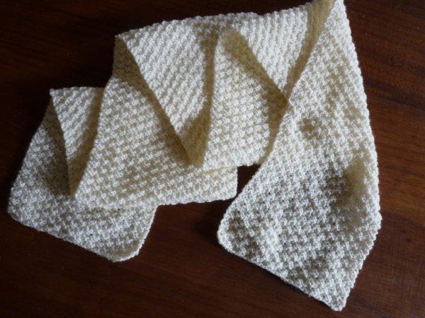 Longue écharpe pour Amélya