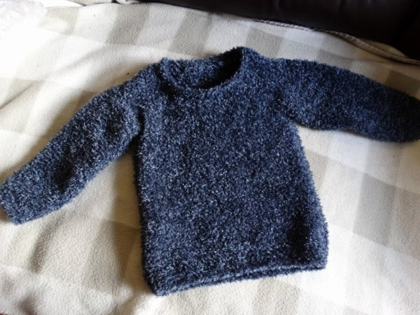 pull peluche totalement inventé