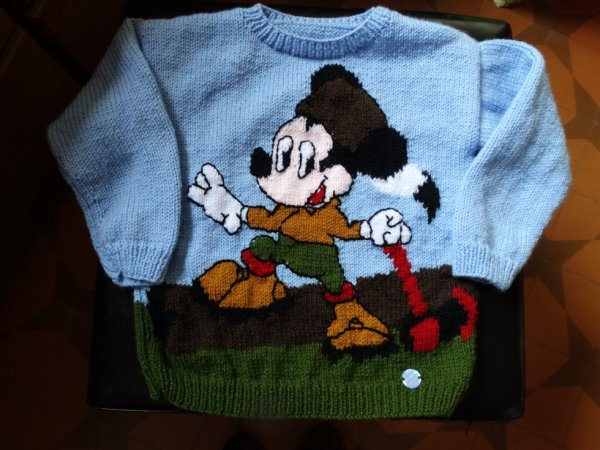Pull Mickey