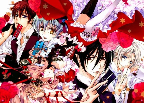 Kiss Of Rose Princesse ( Manga )