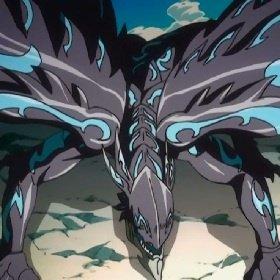 Premier dragon..