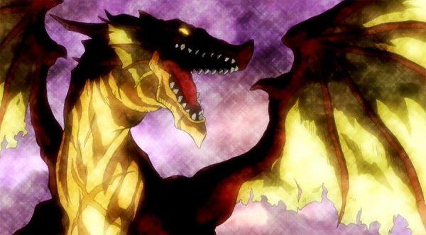 Troisième dragon..