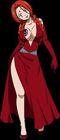 Les membres de la guilde Raven Tail...