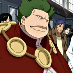 Les membres de la guilde Eisen Wald...