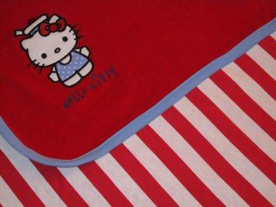 couverture bébé h&m Couverture bébé Hello Kitty by H&M   Ma collec Sanrio couverture bébé h&m