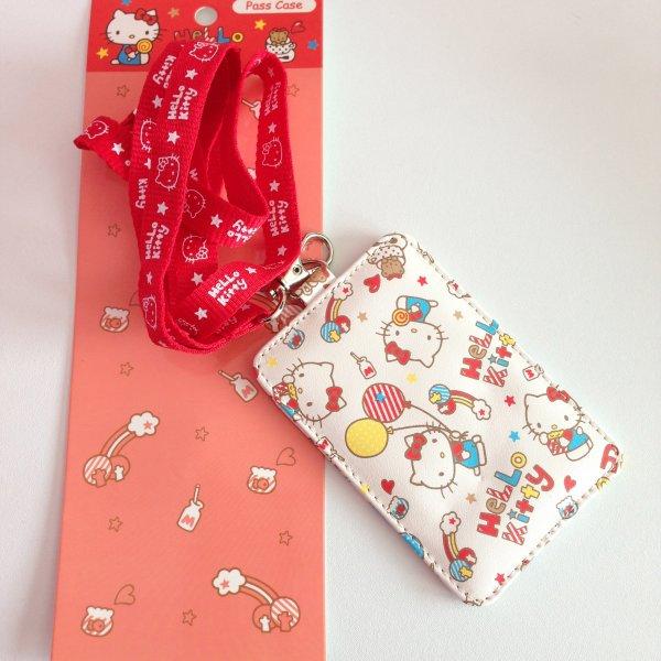 Porte carte Hello Kitty