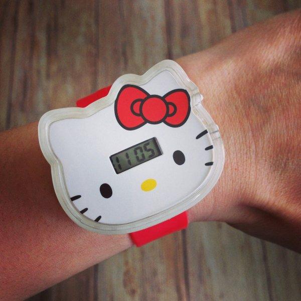 Montre Hello Kitty Mac Do
