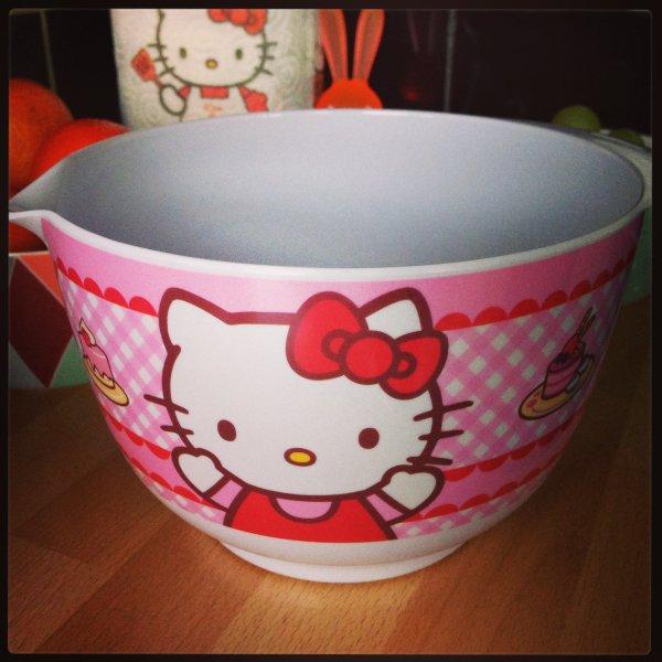Gros bol Hello Kitty by Gifi