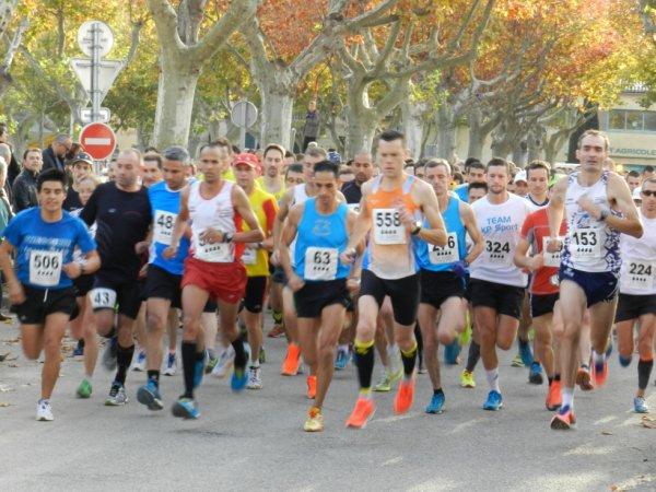 foullées bellegarde (novembre 2014)
