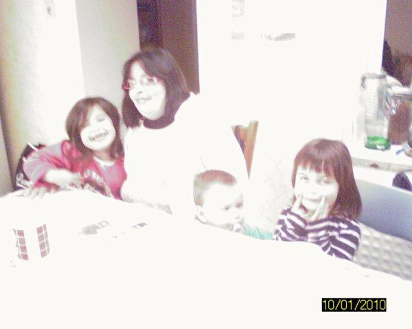moi et mes enfants je vous aimez