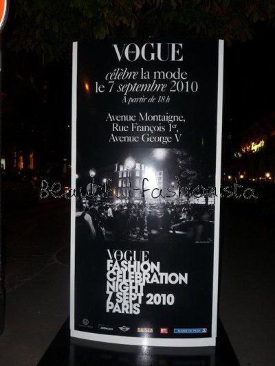 Vogue Fashion Celebration Night 2010