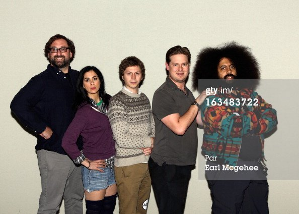 Sarah Silverman, Tim & Eric et Michael Cera Lancement Comedy Channel YouTube, 'Jash »(WATCH)