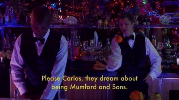 James Franco, Bono et Michael Cera dans le nouveau film concert d'Arcade Fire