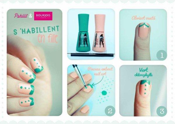 Je suis juste fan de ces Nail art pour débutantes !