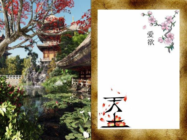 "Carte ""Japon"""