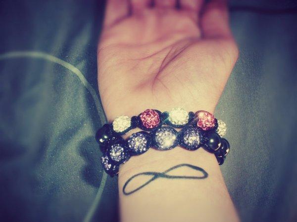 Infinity.