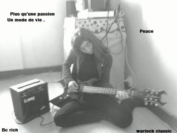 Une Passion.