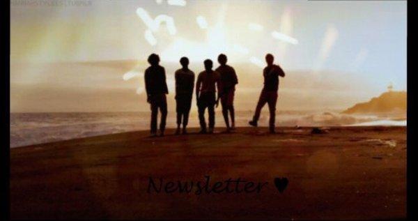 Newsletter !! ♥