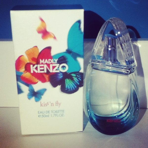 Eau de toilette Madly Kenzo kiss'n fly