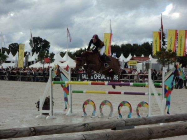6 juillet 2014 : CSO As Poney élite excellence 2ème manche