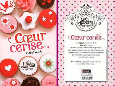 Tome 1 - Coeur Cerise - Cathy Cassidy